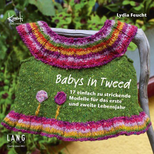 Buchcover Babys in Tweed